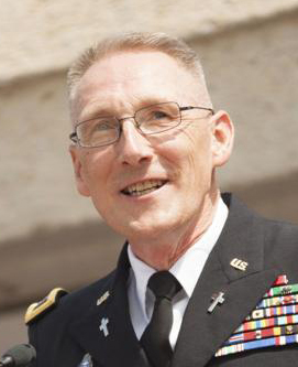 Col. Gary Gilmore Army Chaplain Retired